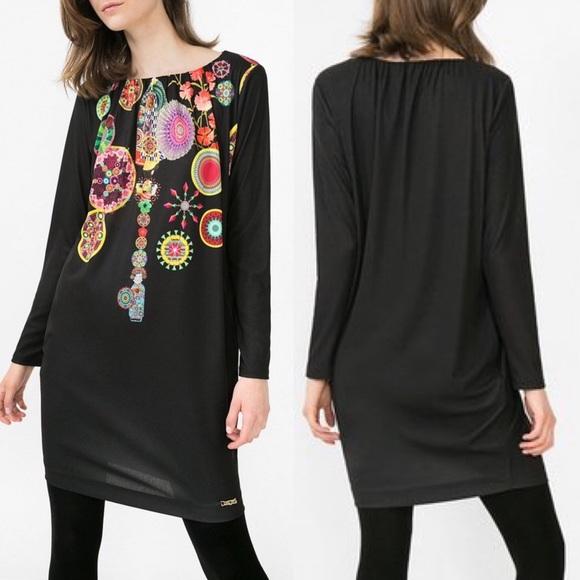 Desigual Dresses & Skirts - Desigual Estela B Dress